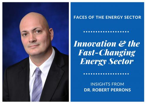 Fast-Changing Energy Sector by Dr. Robert Perrons