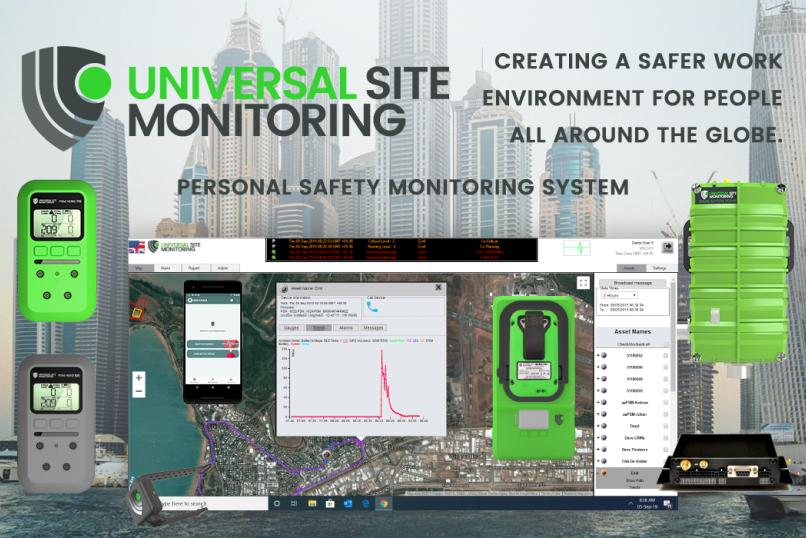 Safety_connectivity_mesh_access_point_range_underground_remote_location_personal_safety_monitoring_wireless_MAP_device